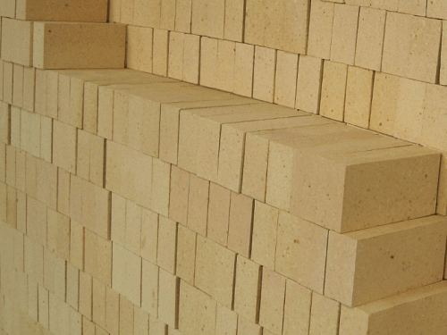 Fire clay brick